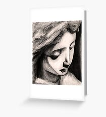 Painting study Greeting Card