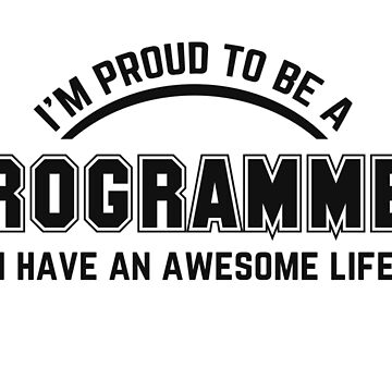 i am proud to be a programmer by dmcloth