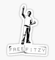 Free Fitzy Sticker