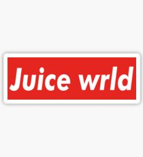 Juice Wrld  Sticker
