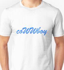Royal - coWWboy Unisex T-Shirt