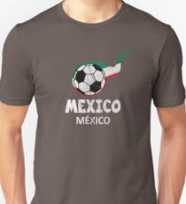 Mexico Football Soccer World Championship Cup Russia 2018 T-Shirt  Unisex T-Shirt