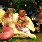 Anthro Series: Angels of Everfree by Axel-Doi