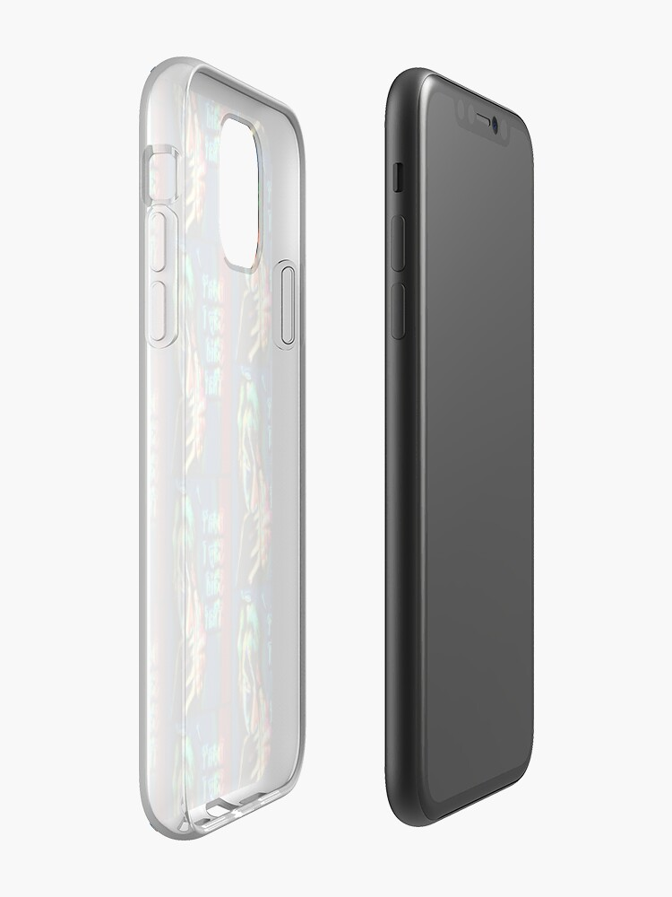 Coque iPhone « Secrets », par JLHDesign