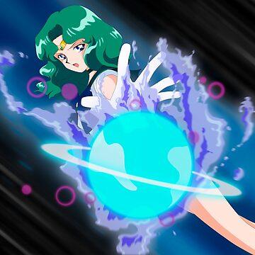 Sailor Neptune - Deep Submerge by A-aru