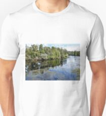 Hillsborough River 7 Unisex T-Shirt