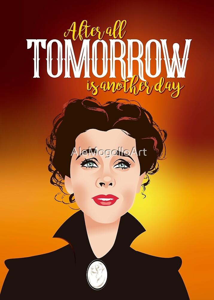 Tomorrow by Alejandro Mogollo Díez