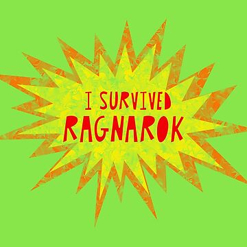 I Survived Ragnarok by mrfictional
