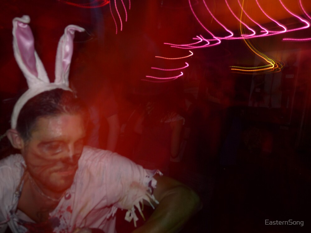 Silly Rabbit, trix are for.... oH My GOD by EasternSong