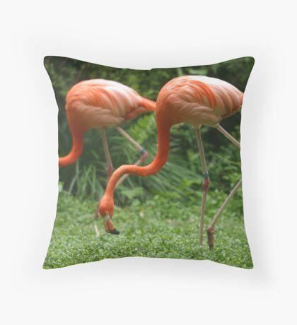 Synchronisation!! Throw Pillow