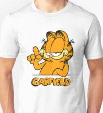 Funny garfield present Unisex T-Shirt
