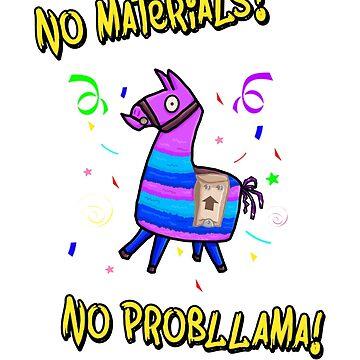 No Probllama by PixelMouse