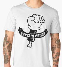 Captain Crimp - Banner Men's Premium T-Shirt