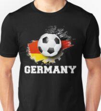 Germany Football shirt - Germany Soccer Shirt - German Soccer Shirt Unisex T -Shirt b3acc222b