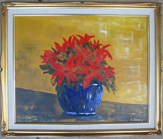 BOWL OF FLOWERS by owen jones