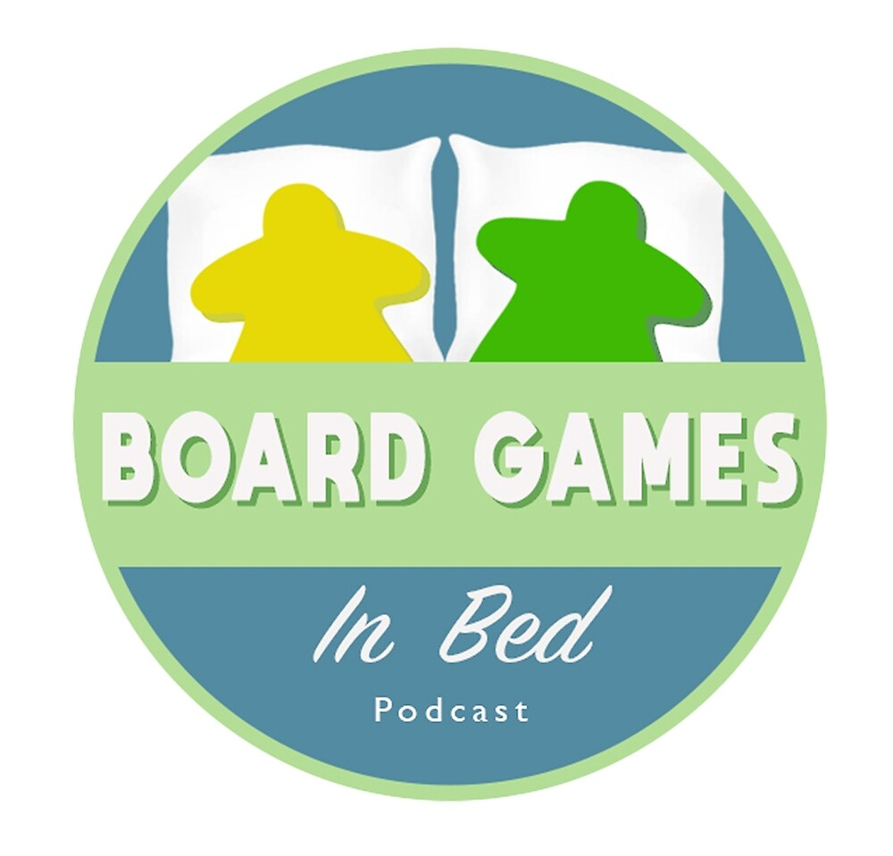 Board Games In Bed Merch by Board Games in Bed