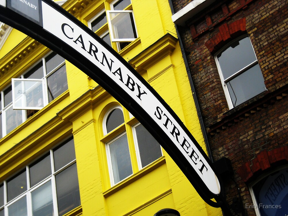 Carnaby Street by Erin-Frances