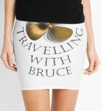 Travelling with Bruce Propeller Logo Mini Skirt