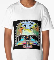 Destination Unknown Collection-Little Push & Shove-May 28, 2015 Long T-Shirt