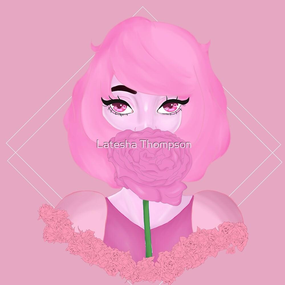 Pink Diamond by Latesha Thompson