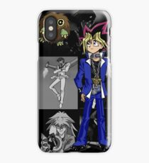 Yugioh characters  iPhone Case