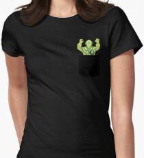 Captain Cutler's Revenge Women's Fitted T-Shirt