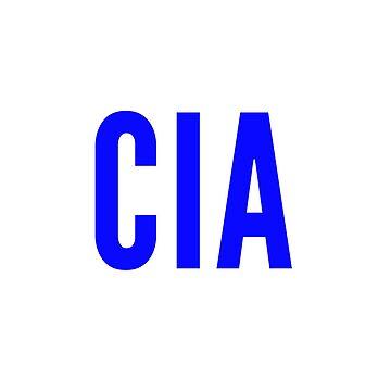 CIA  by BigRedDot