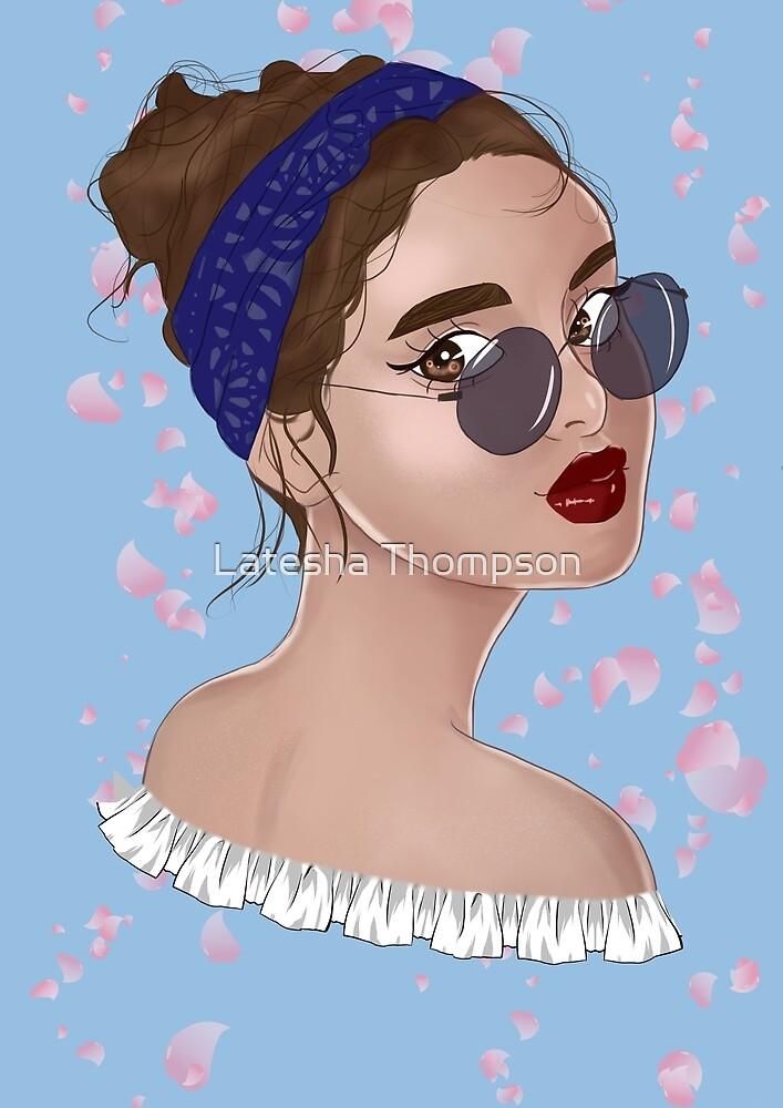 Summer Girl by Latesha Thompson