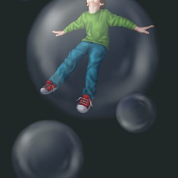 Flying Owen Bubble by darkdad