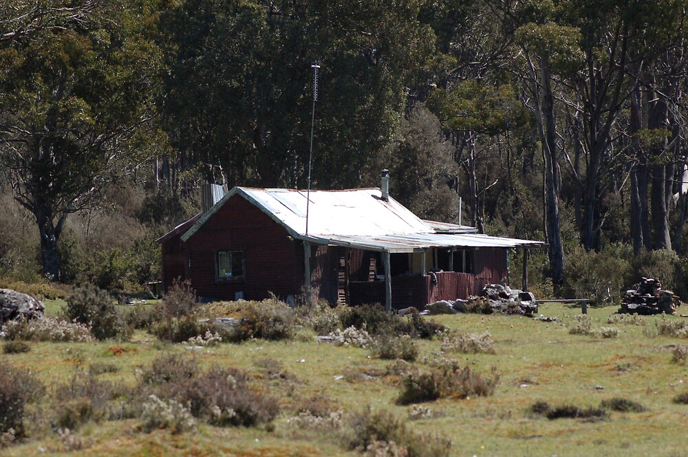 outback cabin by jodewal