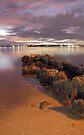 Swan River Rocks  by EOS20