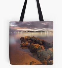 Swan River Rocks  Tote Bag