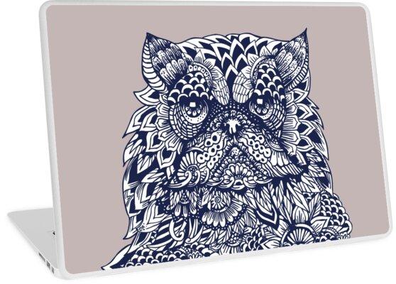«Mandala de gato persa» de Huebucket