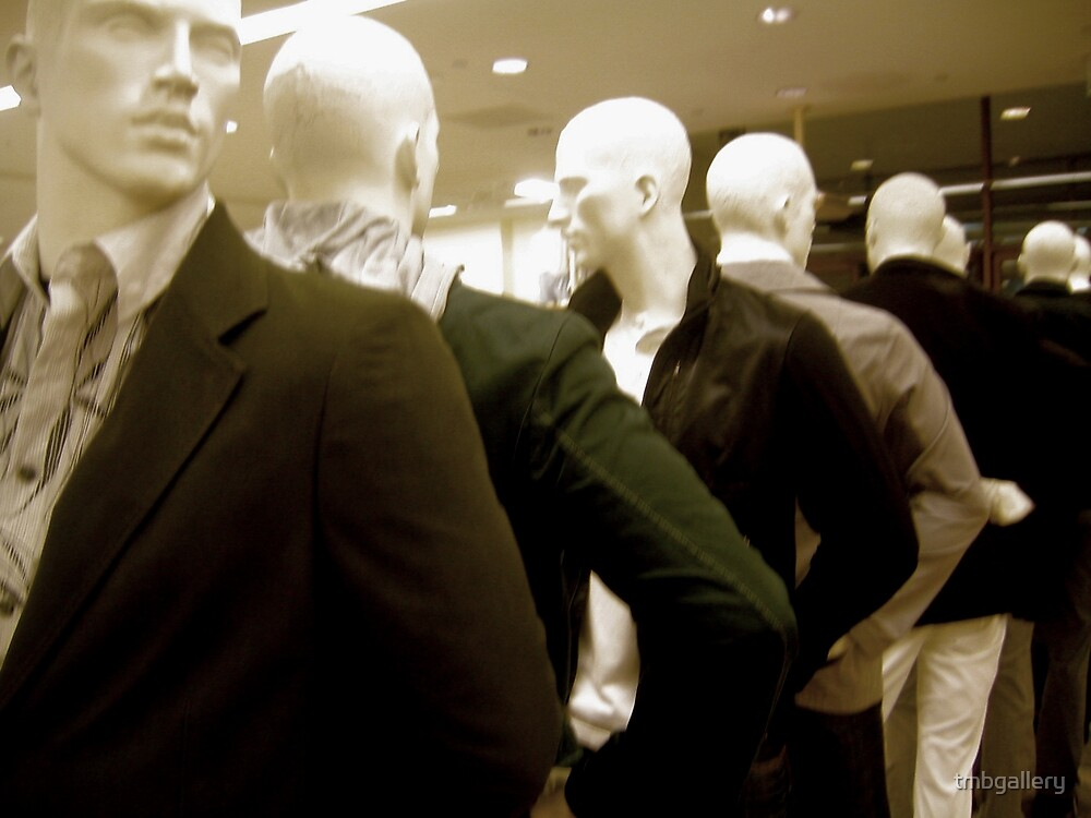 Mannequins by tmbgallery