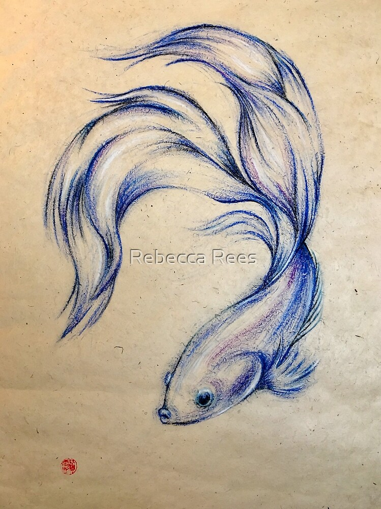 It's just a graphic of Breathtaking Pretty Fish Drawing
