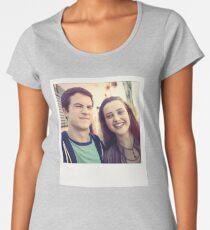 Hannah & Clay - 13RW Women's Premium T-Shirt