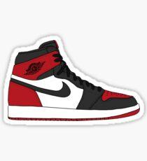 Jordan 1 retro Sticker