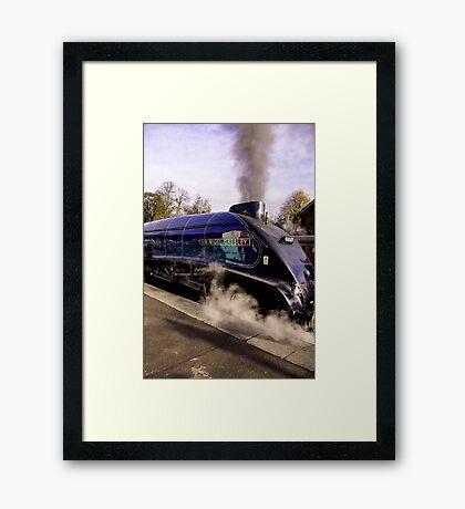 Sir Nigel Gresley Framed Print