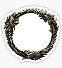 The Elder Scrolls: Online logo Sticker