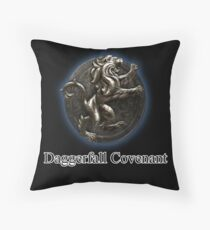 Daggerfall Covenant Throw Pillow
