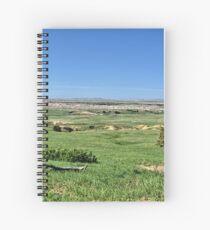 Vastness 2 Spiral Notebook