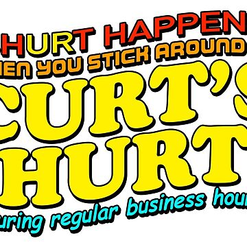 Shurt Happens At Curt's Shurts by cwly