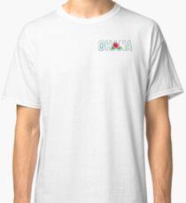 Ohana significa familia Camiseta clásica