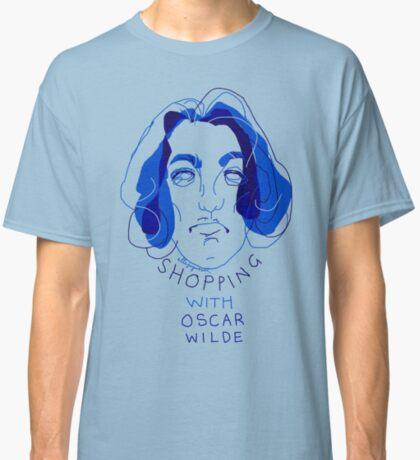 """shopping with Oscar Wilde"" Classic T-Shirt"