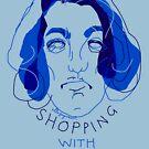 """""""shopping with Oscar Wilde"""" by ellejayerose"""