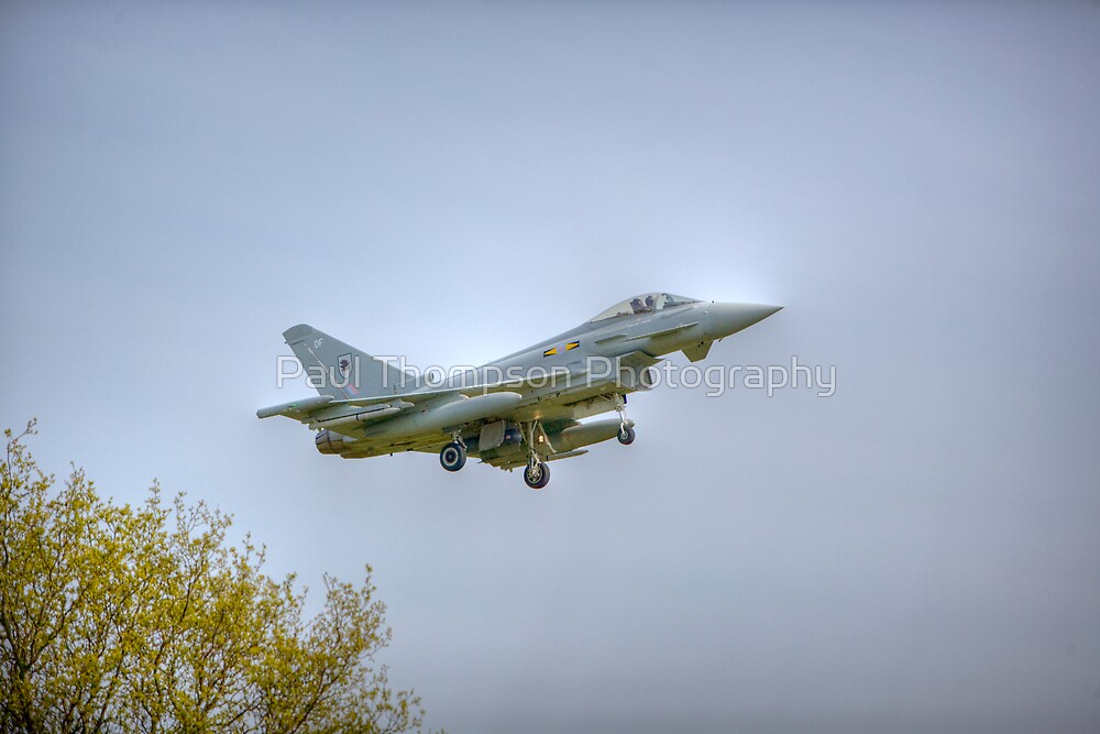 Eurofighter by Paul Thompson Photography