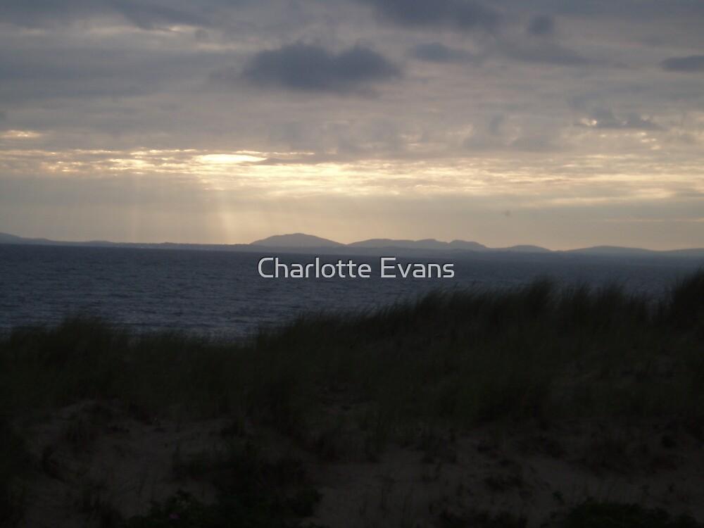Croyde Bay, Devon by Charlotte Evans