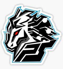 Beyblade Metal Fusion - Cyber Pegasus  Sticker