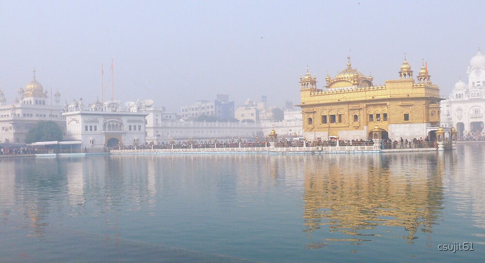 ~~~*** Golden Temple ***~~~ by csujit61