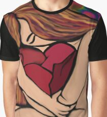 Strong and Brokenhearted Graphic T-Shirt